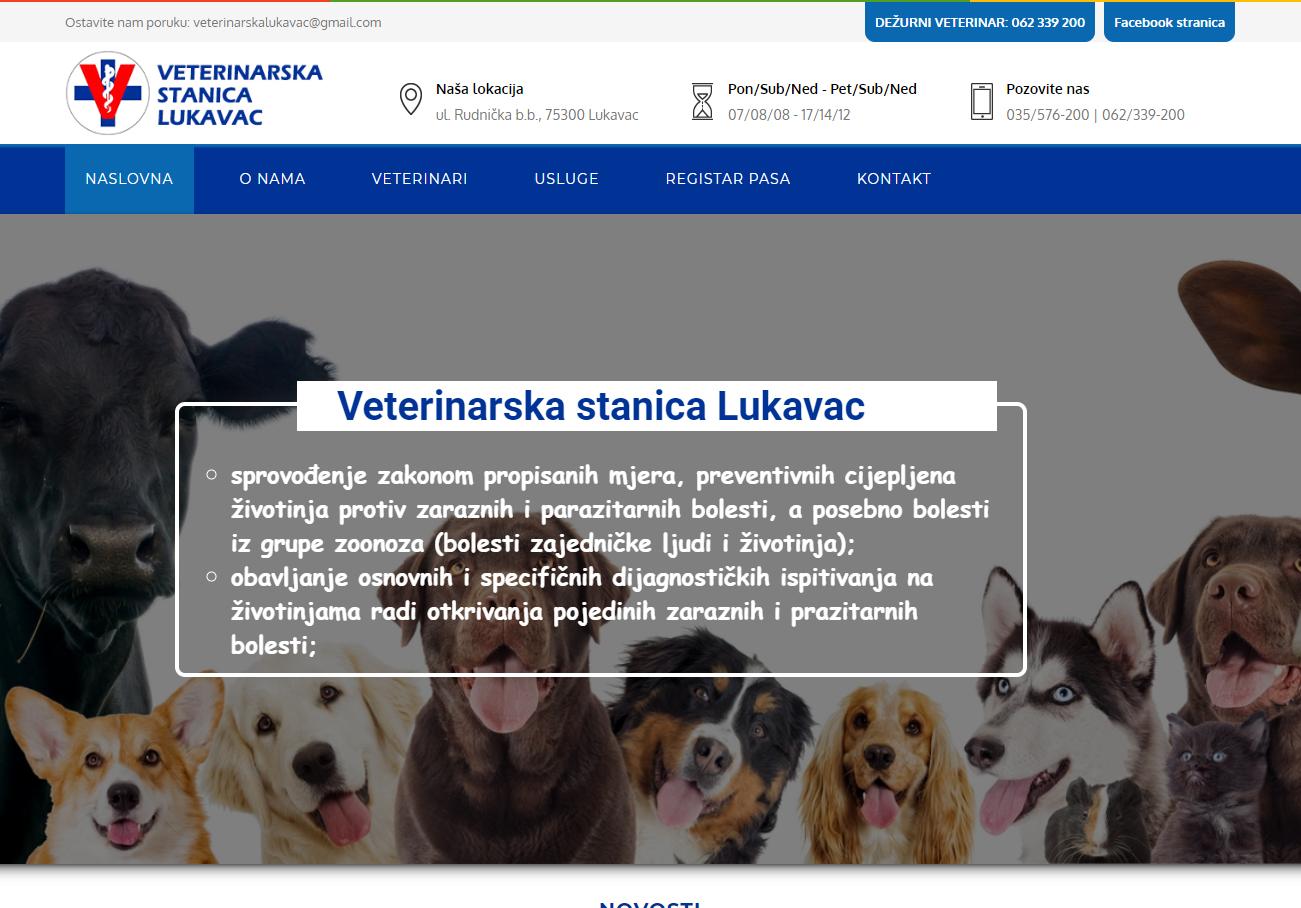 Veterinarska stanica Lukavac